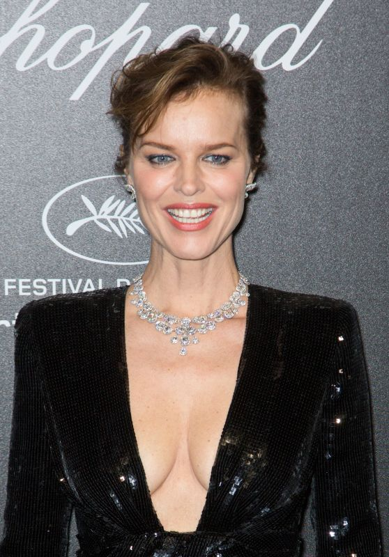 Eva Herzigova – Chopard Party at the 72nd Cannes Film Festival