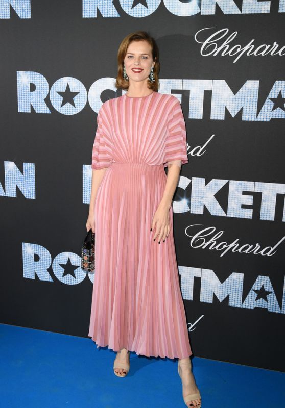 "Eva Herzigova – ""Rocketman"" Gala Party at Cannes Film Festival"