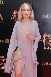 Eva Paris Cicinyte – 2019 Daytime Emmy Awards in Pasadena