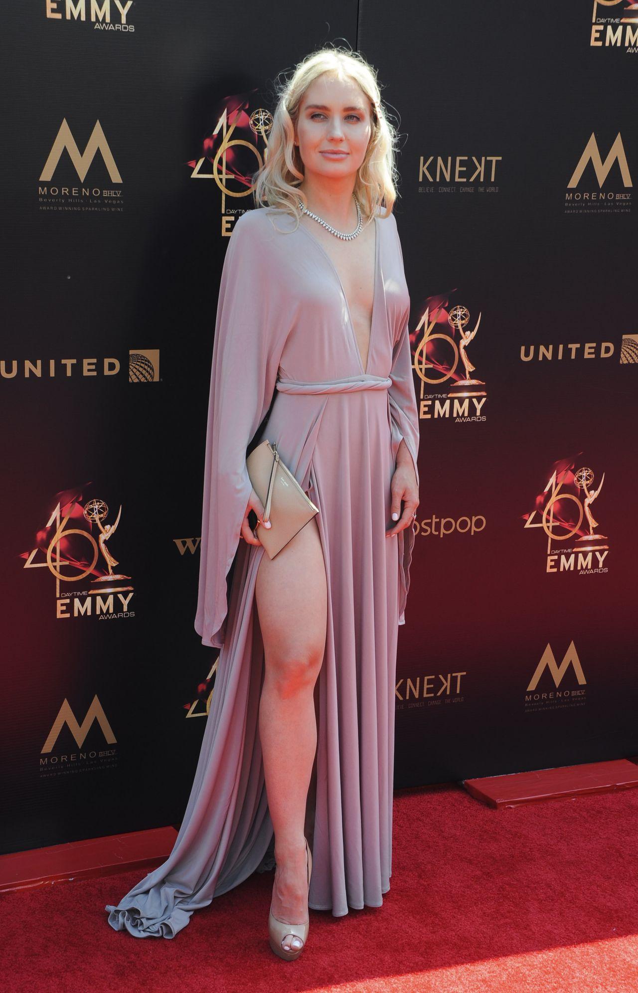 Eva Paris Cicinyte - 2019 Daytime Emmy Awards in Pasadena ...