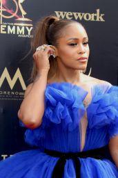 Eve – 2019 Daytime Emmy Awards in Pasadena