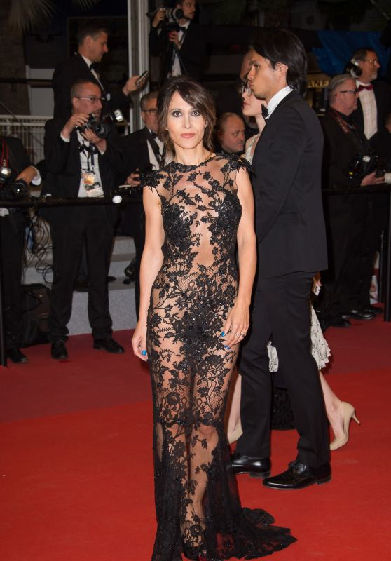 "Fabienne Carat - ""Sorry We Missed You"" Red Carpet in Cannes"