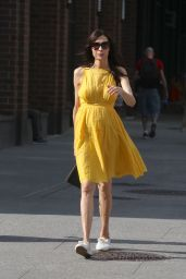 Famke Janssen - Out in NYC 05/27/2019