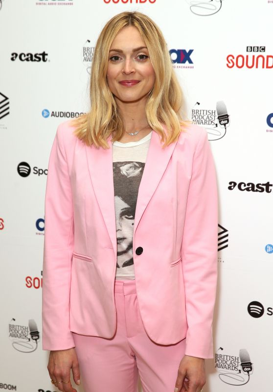 Fearne Cotton - The British Podcast Awards 2019 in London