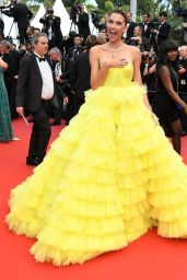 "Fernanda Liz – ""Oh Mercy!"" Red Carpet at Cannes Film Festival"