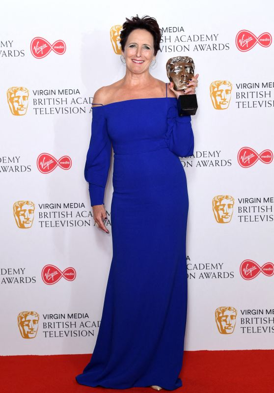 Fiona Shaw – BAFTA TV Awards 2019