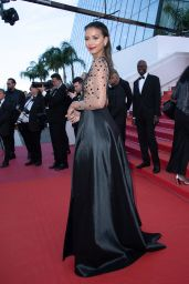 "Flora Coqurel – ""Rocketman"" Red Carpet at Cannes Film Festival"