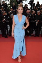 """Florence Pugh – """"La Belle Epoque"""" Red Carpet at Cannes Film Festival"""