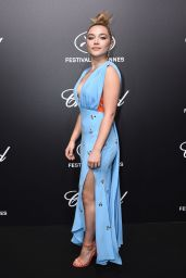 Florence Pugh – Official Trophée Chopard Dinner Photocall in Cannes 05/20/2019