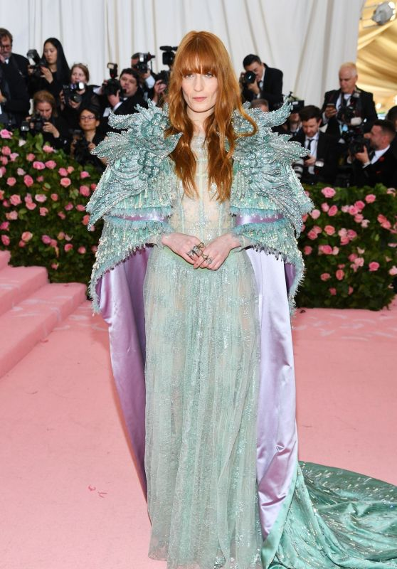 Florence Welch – 2019 Met Gala