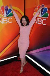 Fran Drescher – NBCUniversal Upfront Presentation in NYC 5/13/2019