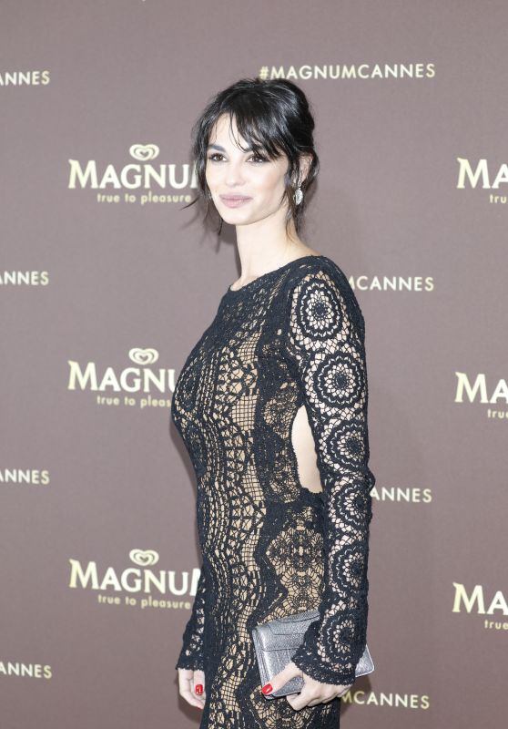 Francesca Chillemi – Magnum Party at Cannes Film Festival 05/16/2019