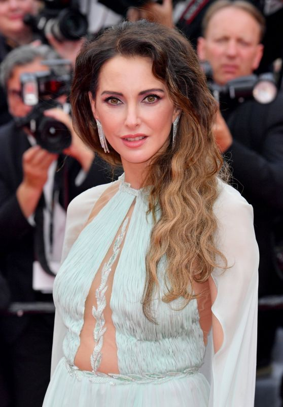 Frederique Bel – 2019 Cannes Film Festival Opening Ceremony