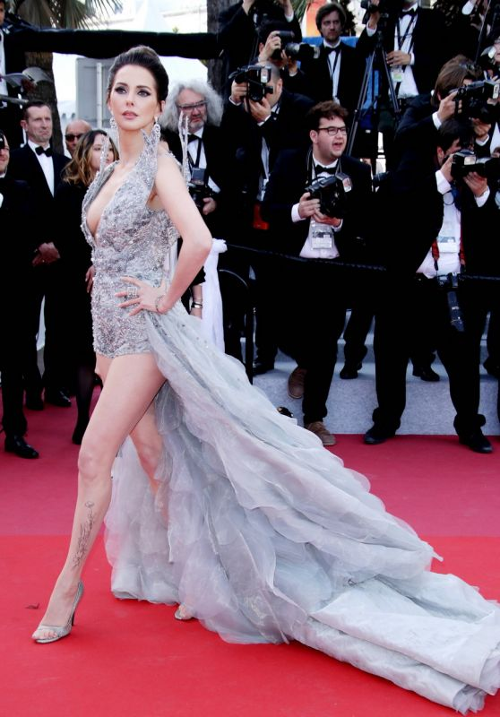 "Frederique Bel – ""Rocketman"" Red Carpet at Cannes Film Festival"