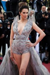 "Frederique Bel – ""Rocketman"" Red Carpet at Cannes Film Festival (more photos)"