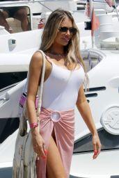 Georgia Kousoulou, Chloe Sims and Demi Sims - Ibiza 05/27/2019