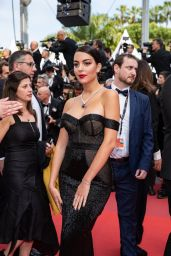 "Georgina Rodriguez – ""Once Upon a Time in Hollywood"" Red Carpet at Cannes Film Festival"