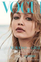 Gigi Hadid - Vogue Mexico June 2019