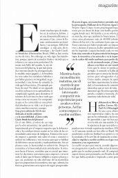 Gisele Bundchen – ELLE Magazine Spain June 2019 Issue