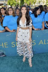 "Giselle Torres – ""The Sun Is Also A Star"" Premiere in LA"