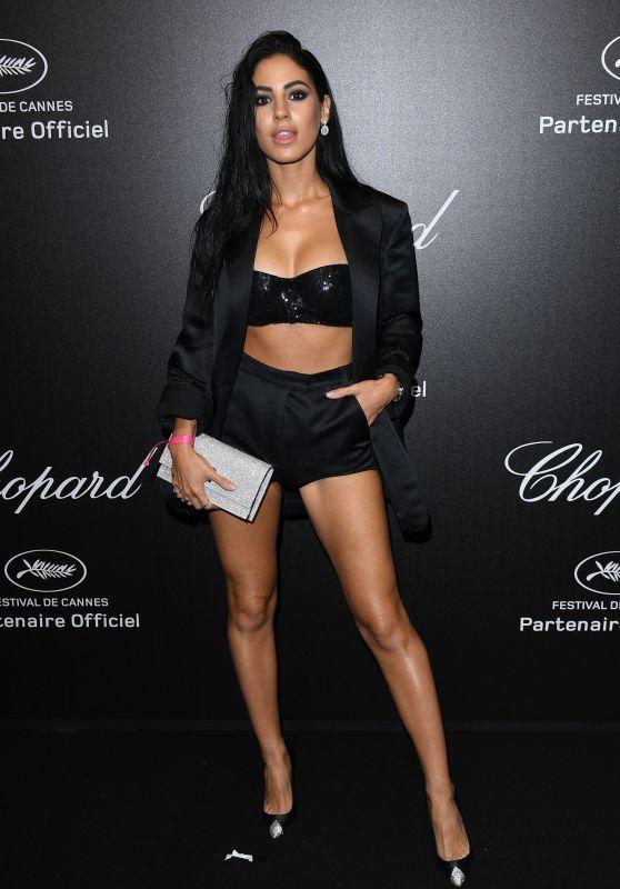 Giulia De Lellis – Chopard Party at the 72nd Cannes Film Festival