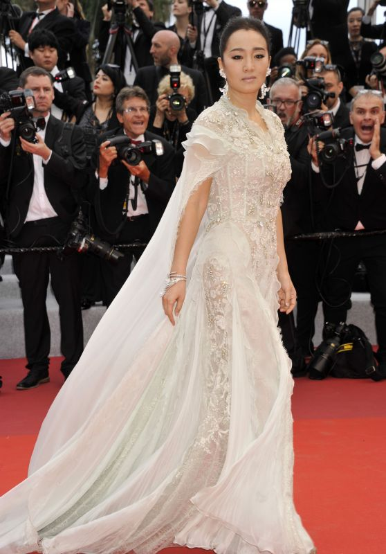 Gong Li – 2019 Cannes Film Festival Opening Ceremony