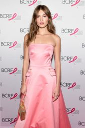 Grace Elizabeth – Breast Cancer Research Foundation Hot Pink Party in New York 05/15/2019