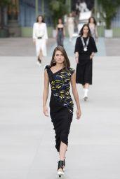 Grace Elizabeth Walks Chanel Cruise Collection 2020 in Paris