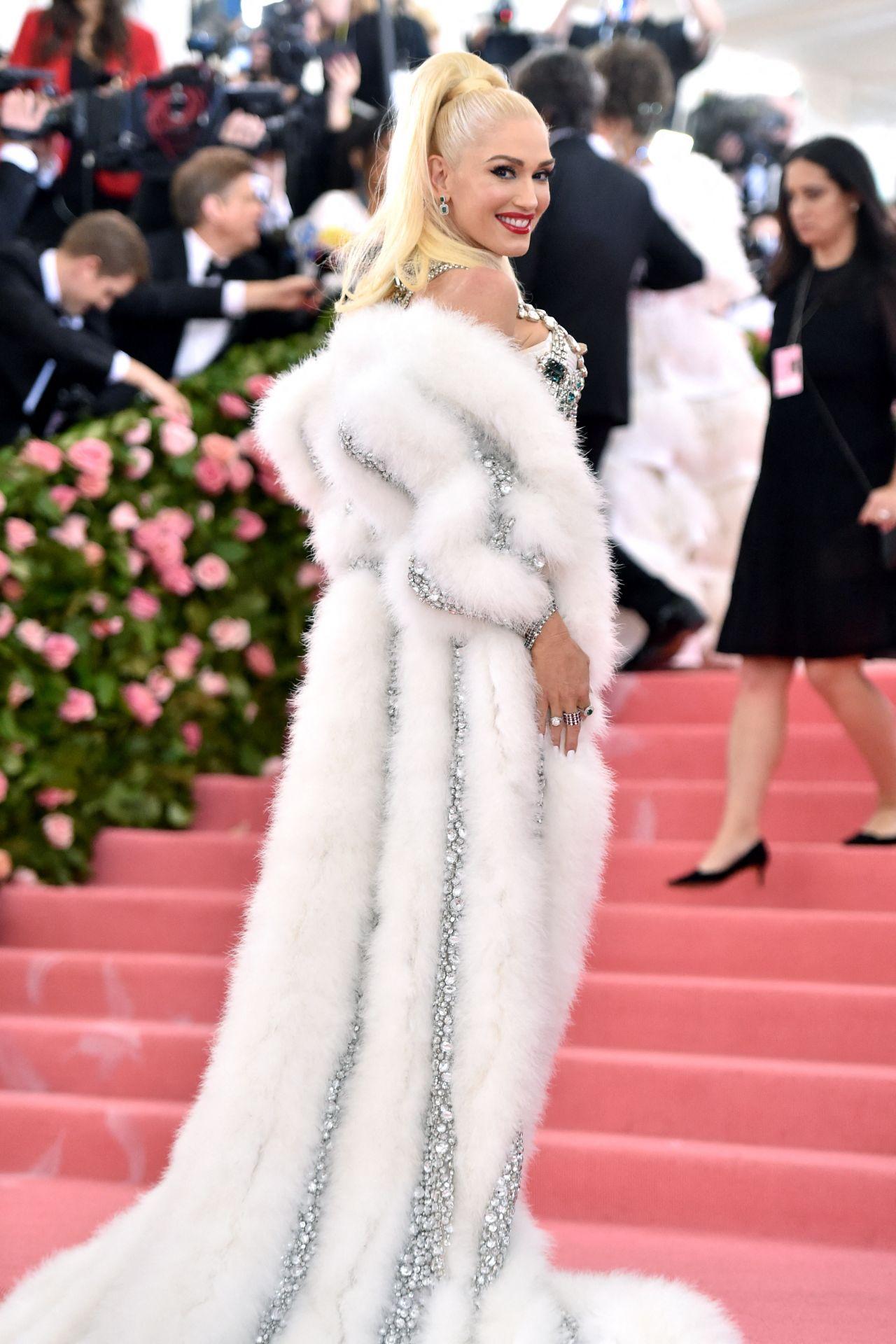 Gwen Stefani - 2019 Met Gala • CelebMafia