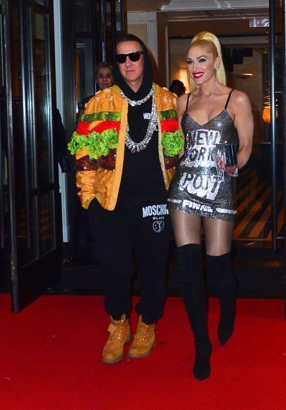 Gwen Stefani - Met Gala After Party in New York 05/06/2019