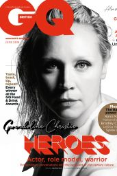 Gwendoline Christie - GQ Magazine UK June 2019
