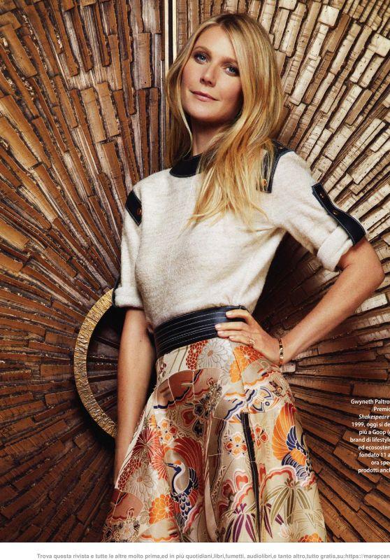 Gwyneth Paltrow - F Magazine 05/15/2019 Issue