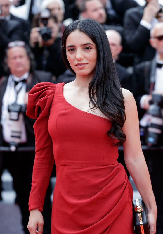 """Hafsia Herzi – """"Once Upon a Time in Hollywood"""" Red Carpet at Cannes Film Festival"""