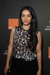 Hafsia Herzi – Orange Party in Cannes 05/18/2019