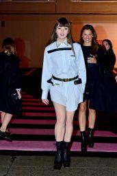 Hailee Steinfeld - Leaving the Prada Fashion Show in NYC 05/02/2019