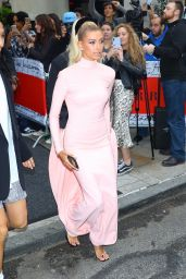 Hailey Baldwin – Heads to the 2019 Met Gala