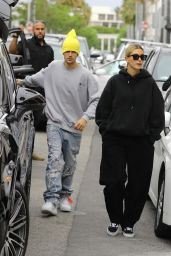Hailey Rhode Bieber and Justin Bieber - Shop in Beverly Hills 05/26/2019