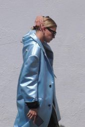 Hailey Rhode Bieber - Arrives at a Studio for a Photoshoot in West Hollywood 05/29/2019