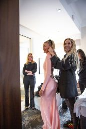Hailey Rhode Bieber - Getting Ready for Met Gala 2019 With Vogue Magazine
