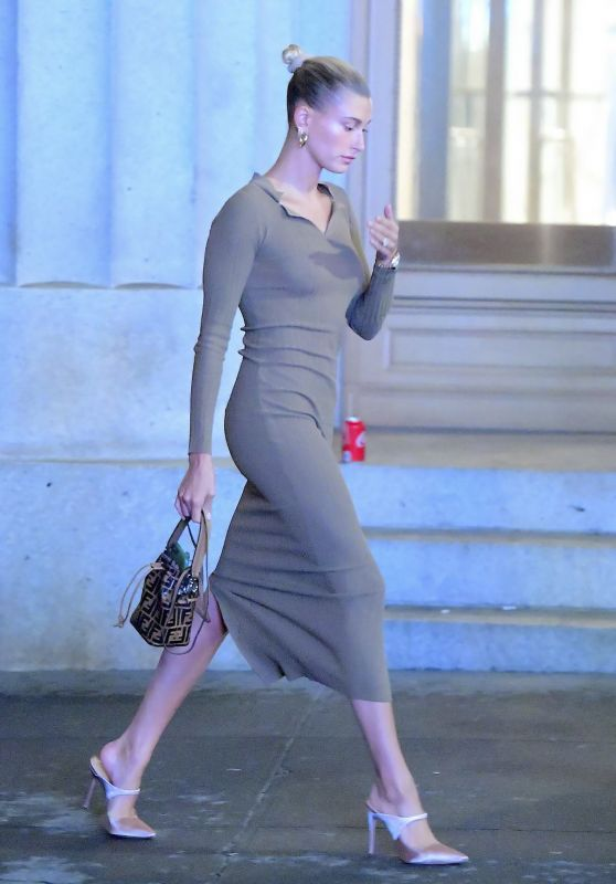 Hailey Rhode Bieber - Leaving Nobu in New York City 05/11/2019