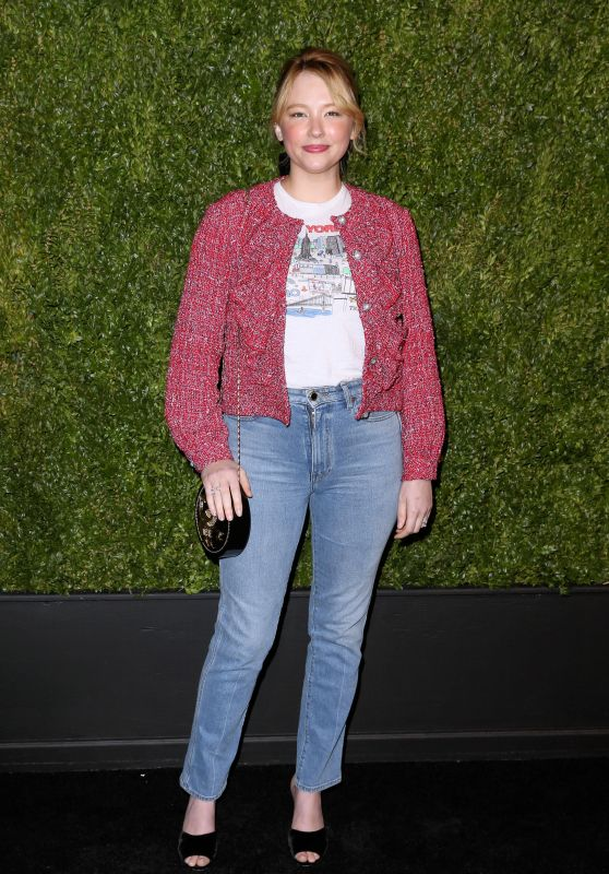 Haley Bennett – 14th Annual Tribeca Film Festival Artists Dinner