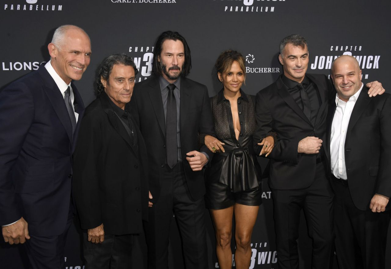 """Halle Berry - """"John Wick: Chapter 3 - Parabellum"""" Special ..."""
