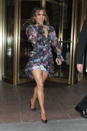 Halle Berry - Leaving Her Hotel in New York 05/09/2019