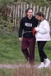 Hana Cross and Brooklyn Beckham - London 05/05/2019