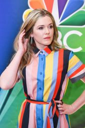 Harriet Dyer – NBCUniversal Upfront Presentation in NYC 5/13/2019