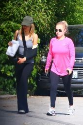 Hayden Panettiere - Out in Hollywood 05/14/2019