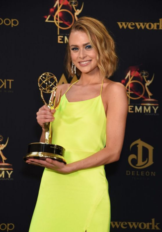 Hayley Erin – 2019 Daytime Emmy Awards in Pasadena (more pics)