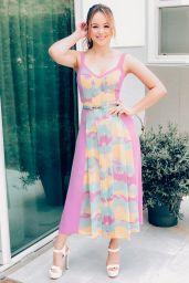 Hayley Orrantia - Social Media 05/27/2019