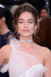 """Heidi Lushtaku – """"The Best Years of a Life"""" Red Carpet at Cannes Film Festival"""