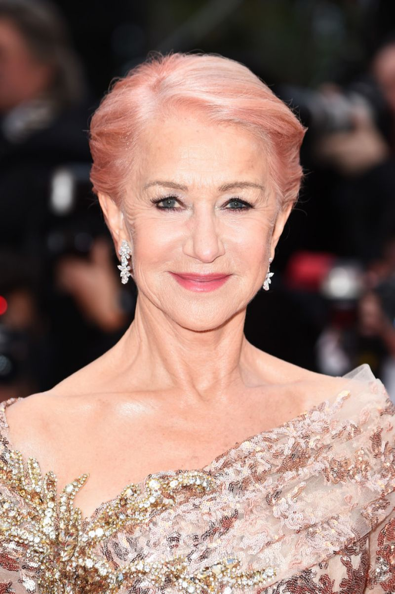 Helen Mirren - The Best Years of a Life Red Carpet at